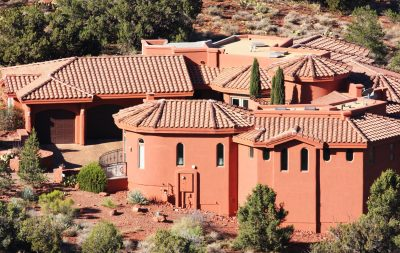 features for roofing a home ranches